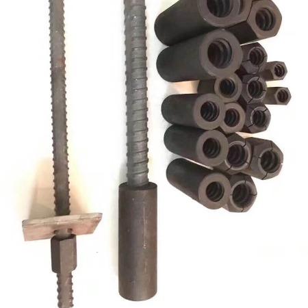 精轧连接器 精轧螺纹钢套筒连接器厂家直销 规格齐全