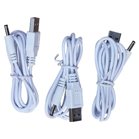 1米usb充电线 白色圆头充电线 环保白色1米圆头充电线