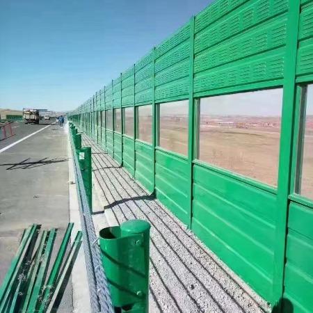 高速公路声屏障 声屏障厂家 道路声屏障  公路声屏障 道路声屏障