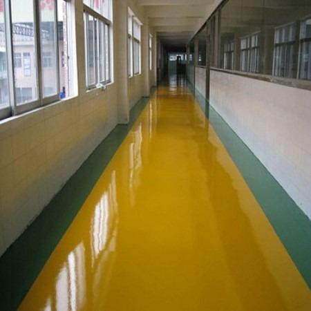 厂家直销环氧耐磨地坪底漆  硬度高的地坪材料