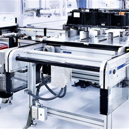 无噪音防静电自动化流水线就选南京翰廷博世链条线产品生产0缺陷