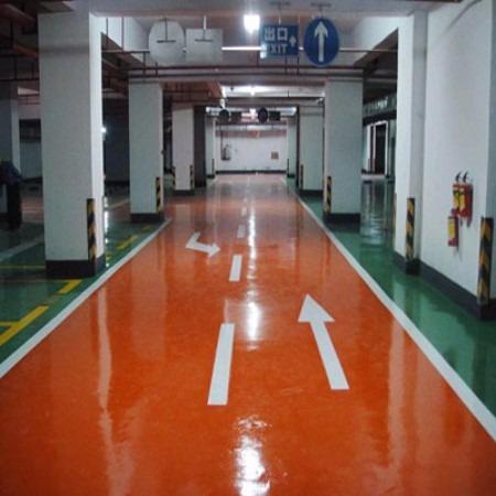 厂家直销环氧耐磨地坪漆  双组份硬度高地坪涂料