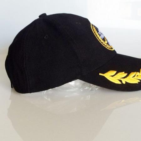 中禮禮業海軍帽定制工作團隊志愿者文字logo定做