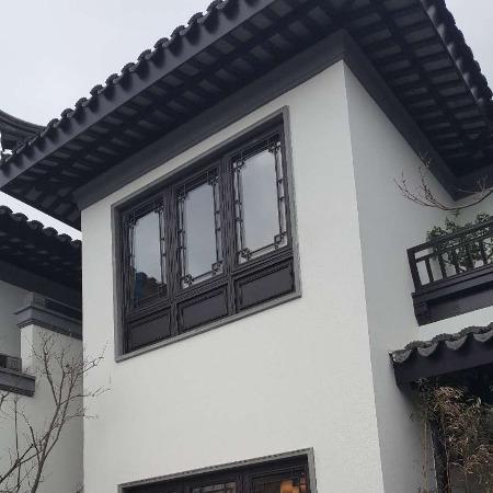 傳承歷史復古門窗