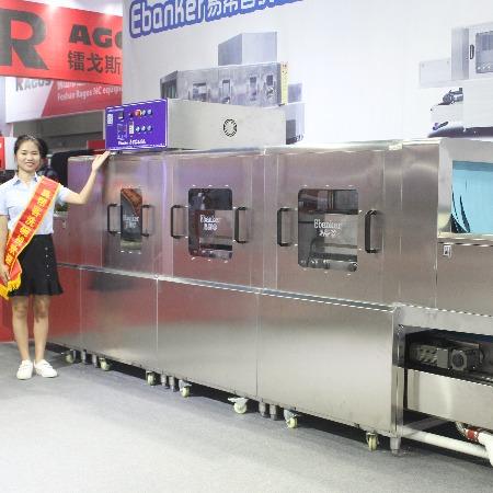 保障易帮客洗碗机 饭堂餐具清洗机洗箱机 洗杯机洗菜机 各种尺寸都可生产 定制 充分利用有限场地