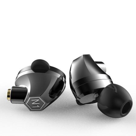 VJJB适用降噪六核双动圈带麦入耳式HiFi重低音立体声苹果安卓耳机