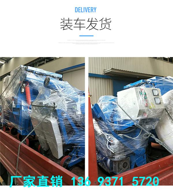郑州祥盛机械桥面抛丸路面抛丸配套吸尘器