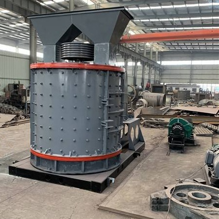 新型制砂机设备 移动破碎制沙机 环保青石子机制砂生产线