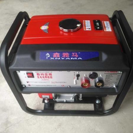 汽油发电焊机
