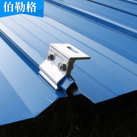 厂家直销 无锡太阳能光伏支架配件 镀锌光伏支架配件 铝合金夹具