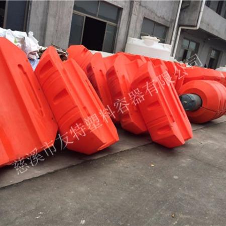 友特容器 雙耳浮球海洋浮球 垃圾填埋場攔污浮球遠洋捕撈漁具浮漂