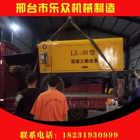 厂家生产直销 二次构造柱专用小型上料机 混凝土水泥砂浆输送泵