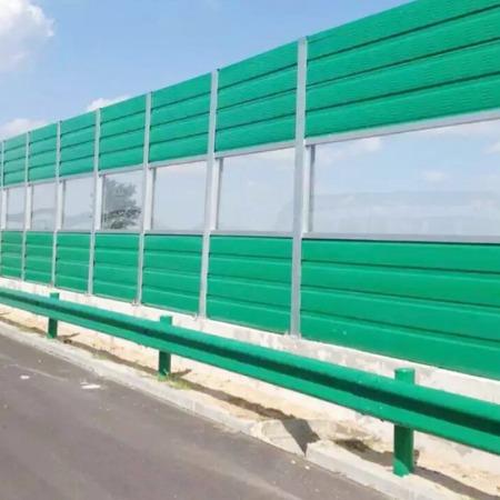 厂家生产道路声屏障  桥梁声屏障  环亚