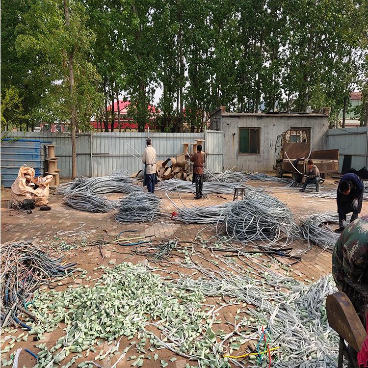 废电线回收公司,3*240高压废旧电缆回收-废电缆多少钱