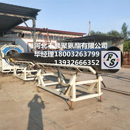 预制直埋保温管材批发  聚氨酯保温管规格   直埋保温管厂家
