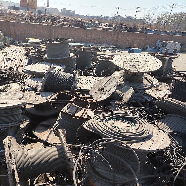 旧控制电缆回收3*120+2*70废电缆回收旧拆迁电缆回收