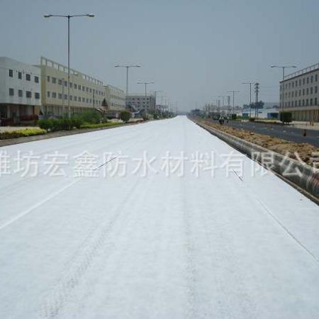 工厂直销短纤针刺涤纶布 土工布