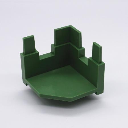 abs塑料护角 高硬防撞耐磨物流打包运输边缘板高抗压L型托盘护角