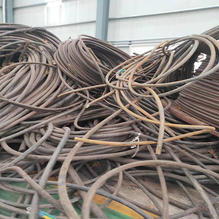 废电缆回收,四股废旧电缆回收-永兴