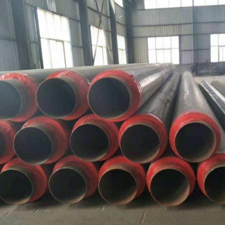 宁波架空式复合保温管道施工方案 聚氨酯直埋保温管厂家报价