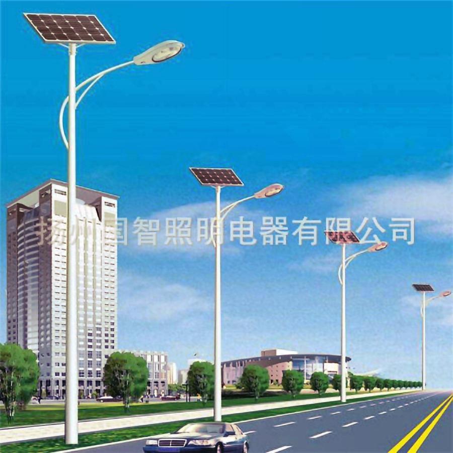 led太阳能路灯 太阳能景观灯 太阳能led庭院灯 贵州太阳能led路灯
