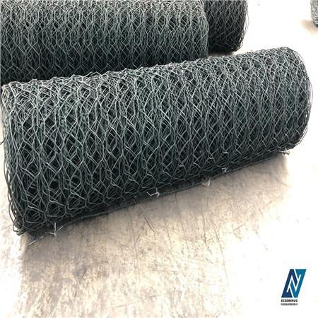 斯登诺 路面加筋网 石笼网 300克加筋麦克垫施工