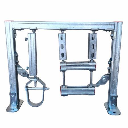 抗震支架配件 抗震连接件 管廊抗震支架