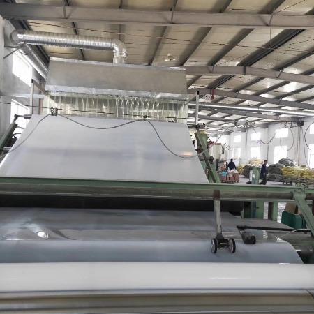 厂家格批发供应隧道工程防渗用1.5mm透明白色防水板 价格 路德新材料