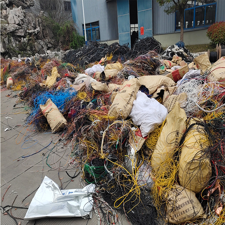 废电线回收公司-工厂废电缆回收-废电缆多少钱