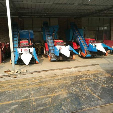 手推式秸秆回收机 棉花秸秆收割机价格 新型玉米秸秆回收机