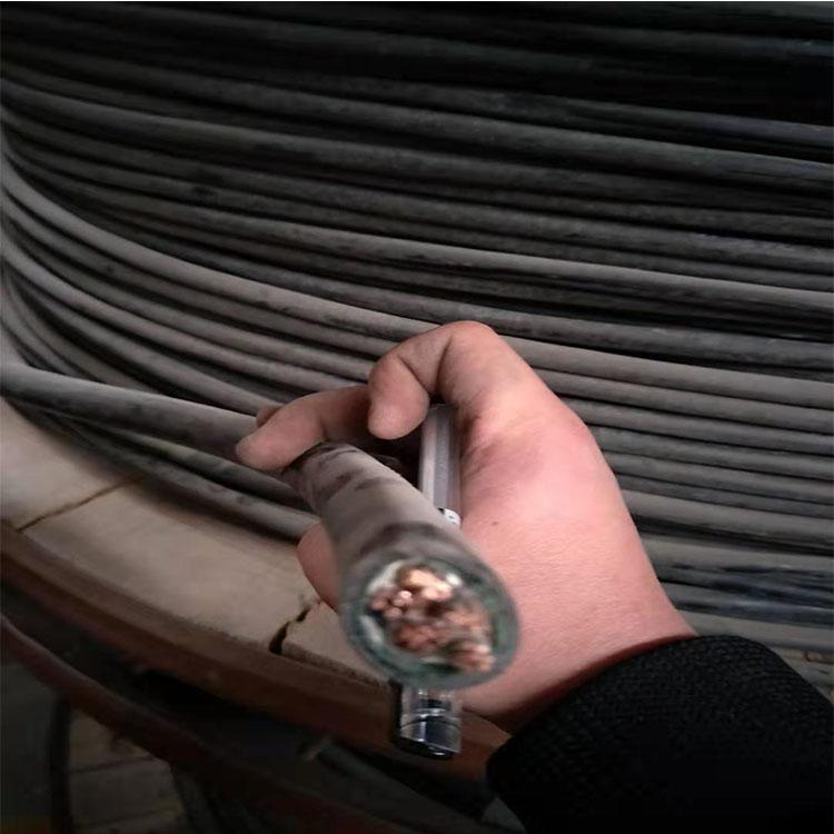 废电线回收-3*2.5回收废电缆回收-永兴二手电线电缆回收