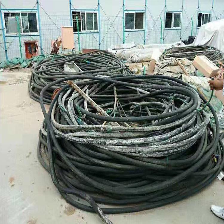 铝芯废旧电缆回收-架空绝缘废旧电缆回收-永兴回收各种废旧电缆