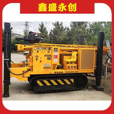 钻机 地质勘探钻机 小型水井钻机 矿山取样钻机_水井钻机 水井钻机