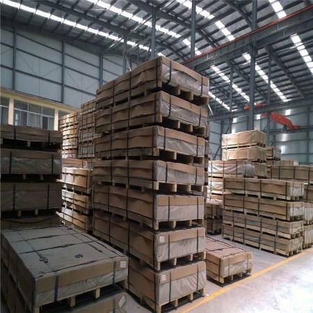 薄铝板1060 3003 5052 高纯度环保铝板 0.1-3mm