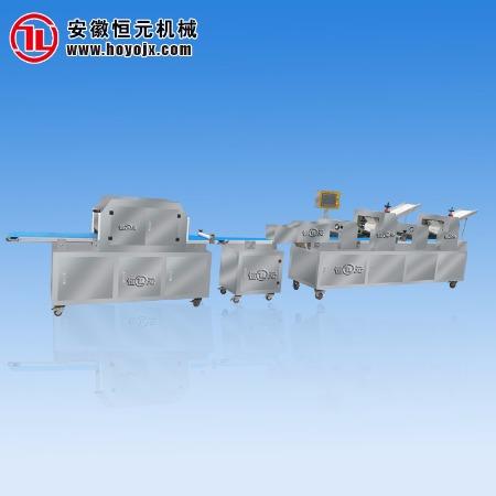 全自动油条生产线 油条机 油条成型机
