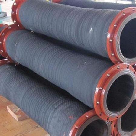 生产橡胶软管 夹布工业用胶管 大口径橡胶软管天然橡胶管