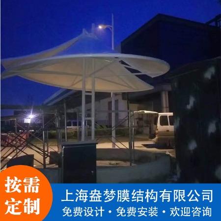 上海盎梦 供应浙江广场景观膜结构棚定做景观膜结构 欢迎咨询选购