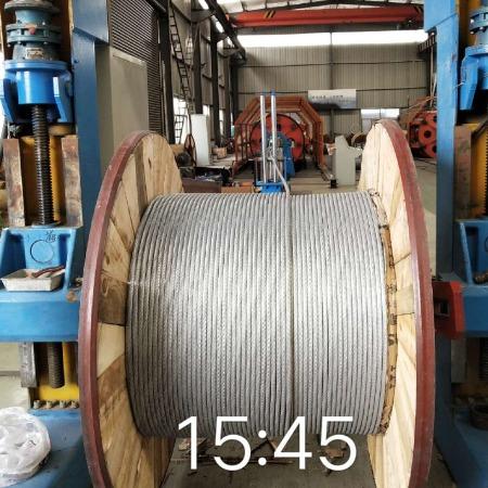山东鲁信通光,主要生产电力光缆OPGW。OPPC光缆金具