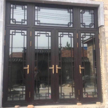 杭州中譽 仿古門窗 廠家提供 中式仿古門窗