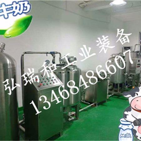 羊奶的生产线|鲜羊奶加工需要什么设备|羊奶的制作设备多少钱