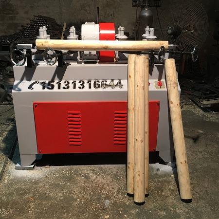 多功能圆棒机 圆木棒机 全自动木工圆棒机 古建筑圆木机器