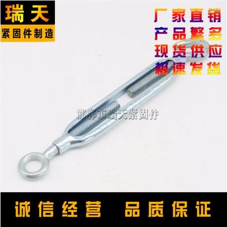厂家直销 索具花篮螺丝 UU型花篮螺栓 价格优惠 有图可加工定制