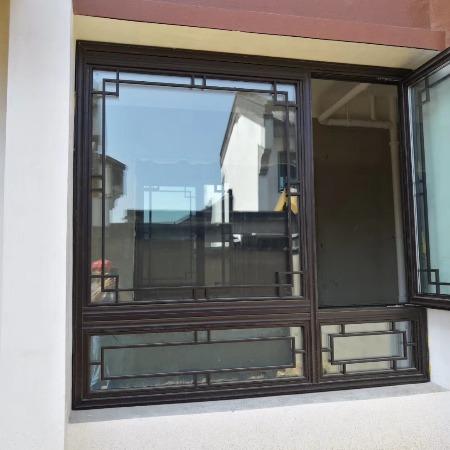古建復古鋁合金門窗