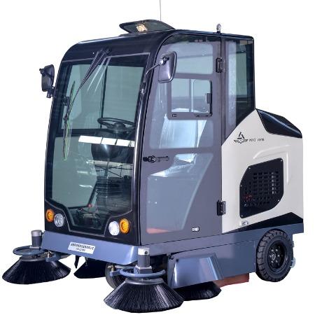 征翔 ZX-1900 驾驶式扫地车 工厂车间物业道路清扫车