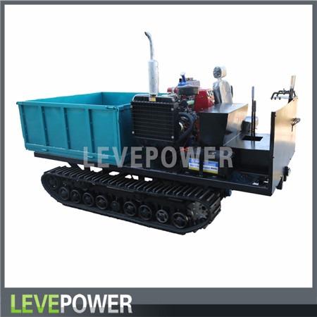 农用运输车 履带式 载重1吨 大载重履带式运输车-用于全地形路面 力维机械 厂家直销