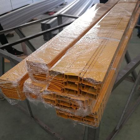 按需定制铝合金线槽厂家直销 全铝家具型材-南铝电气