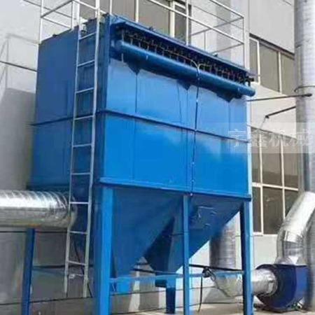 厂家直销 脉冲布袋除尘器 粉尘处理设备 锅炉布袋除尘器