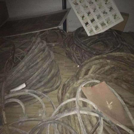 廊坊带皮电缆回收 廊坊电缆头回收 廊坊光伏电缆回收