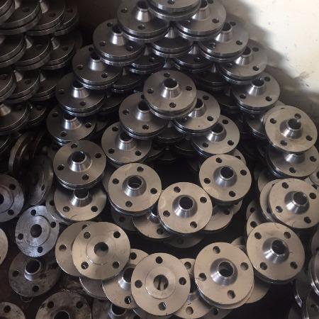 供应美标300磅DN150带颈对焊法兰 带颈平焊法兰