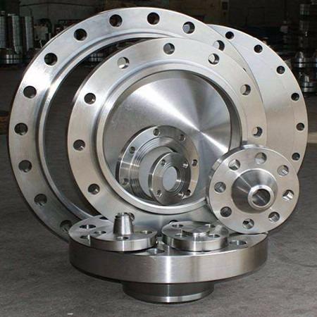 厂家生产 温州不锈钢法兰 316L合金带颈法兰 20号板式法兰 大口径对焊法兰 DN700卷制法兰